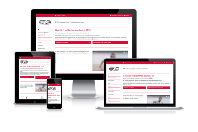neue-responsive-website